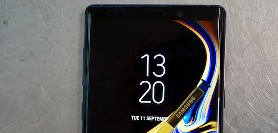 Samsung Galaxy Note 9 review: it works hard and plays hard
