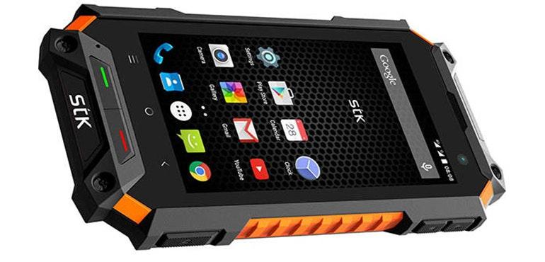 STK phone Avenger 500