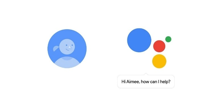 google assistant hero generic