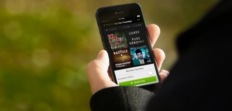 Spotify app overhaul set to be revealed 24th April