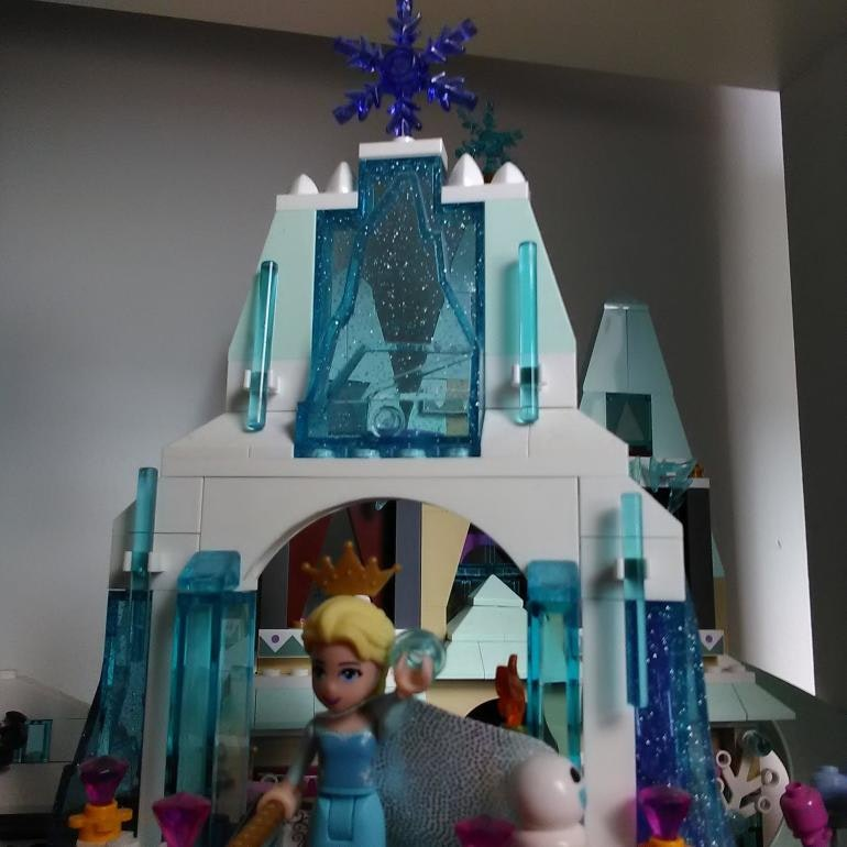 Disney Neo smartwatch Lego Elsa