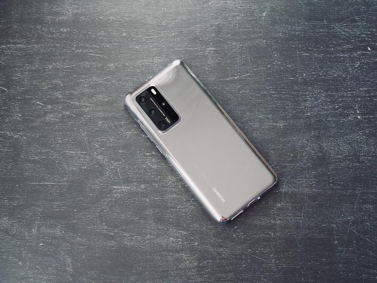 Huawei P40 Pro case on