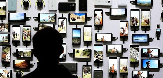 4G mobile phones