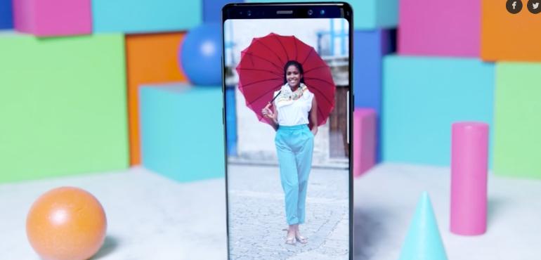 Samsung Galaxy Note 8 hero robbed