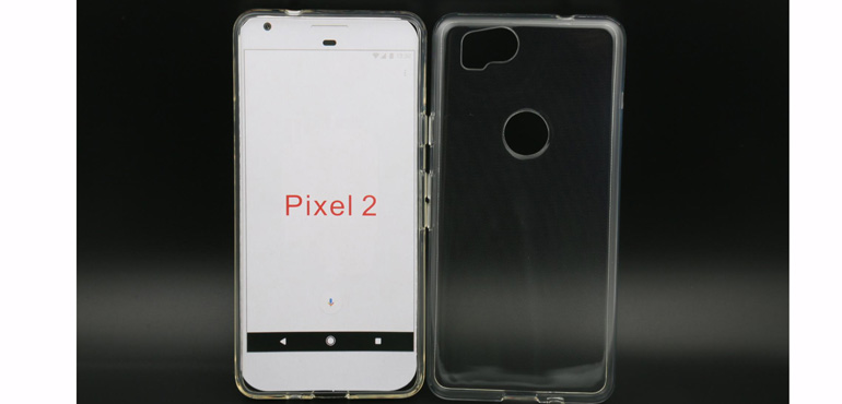 Google Pixel 2 case gives new look at upcoming smartphone