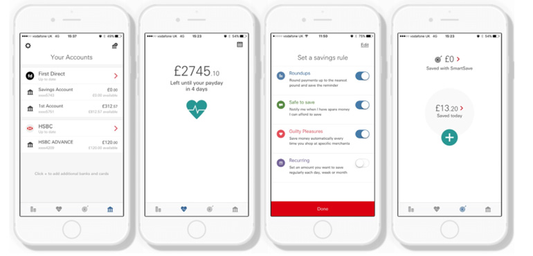 New HSBC SmartSave iPhone app helps you save money