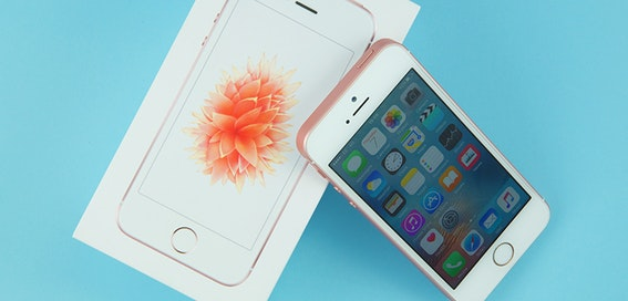 iPhone SE makes another return