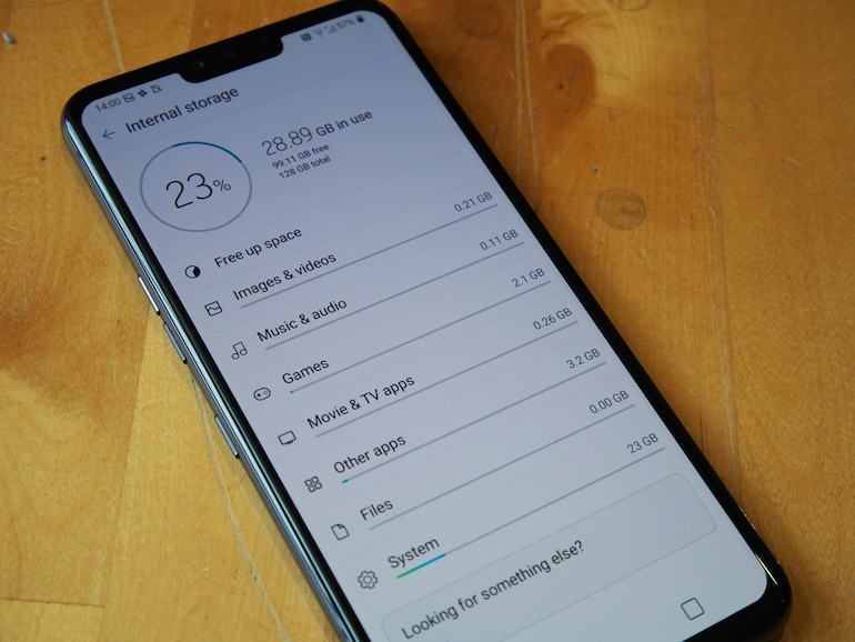 LG V50 ThinQ - review 34