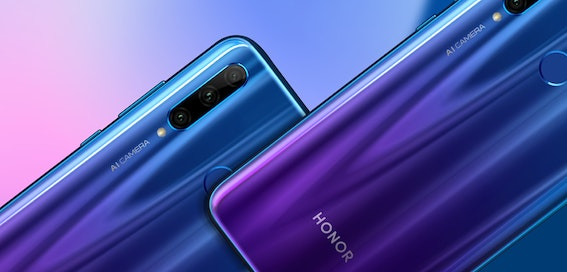 Honor 20 Lite unveiled