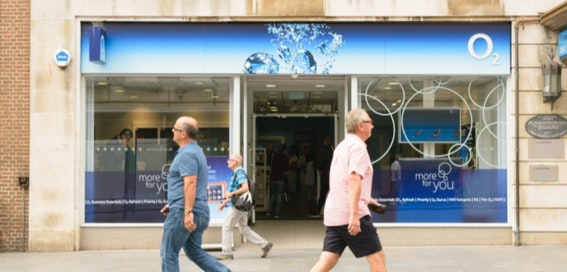 O2 to demand millions in compensation for data outage