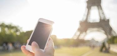 Tesco Mobile Home From Home data roaming FAQ