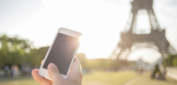 Which network is best for international roaming?