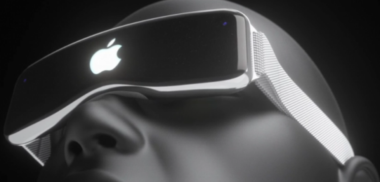 iPhone VR headset hero image