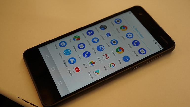 Nokia 2 apps