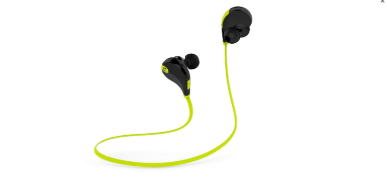 iPhone 7 sports headphones