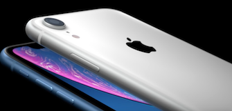 iPhone XR priced on Tesco Mobile