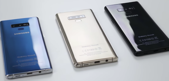 Samsung Galaxy Note 9: Five final rumours