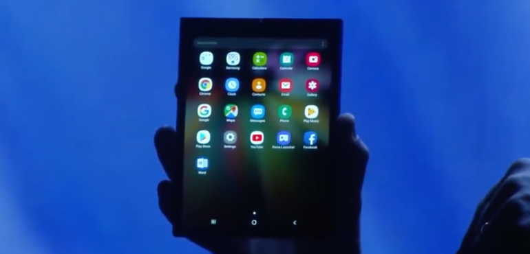 Huawei Mate X foldable phone set to be larger than Samsung Galaxy F