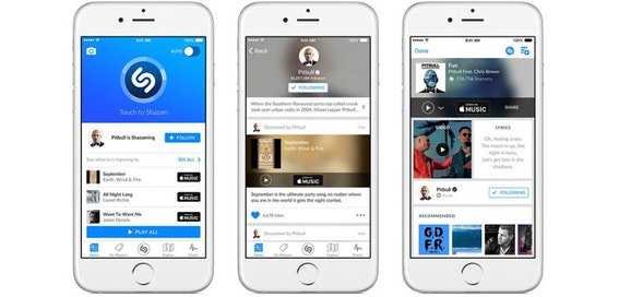 Apple has bought music recognition app Shazam