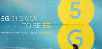 EE to upscale its 5G for the whole country