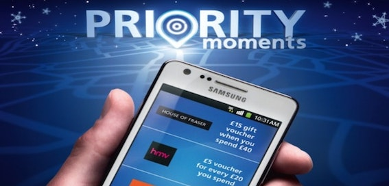 O2 Priority offers five days of competitions