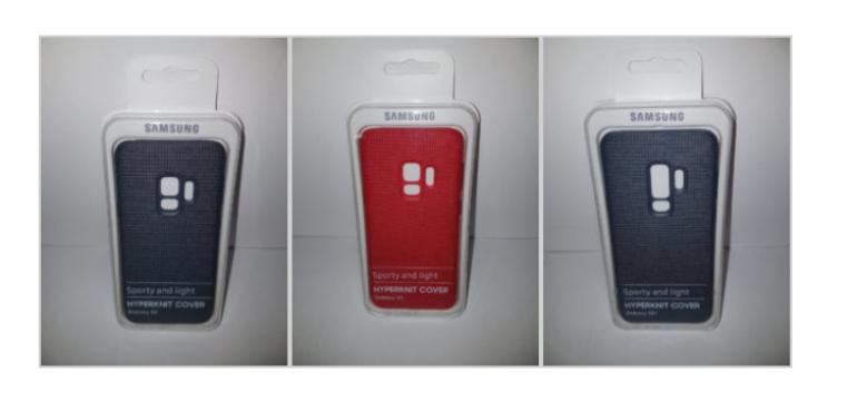 Samsung Galaxy S9 case leak more colours