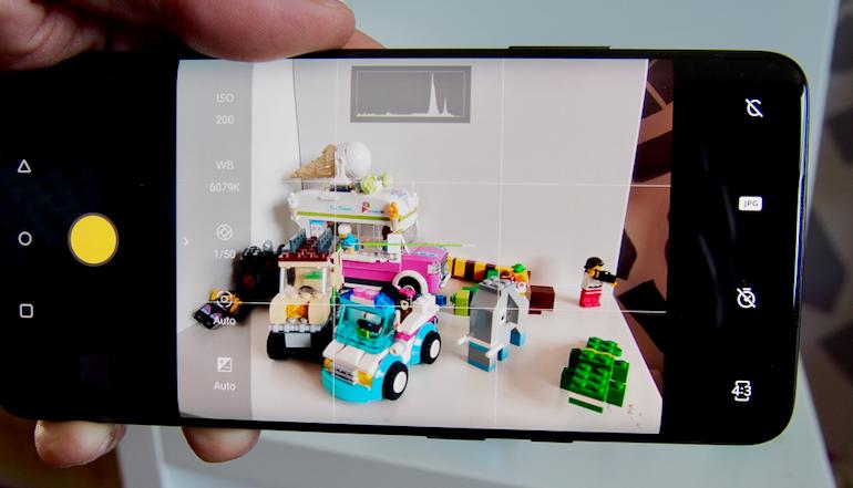 OnePlus 7 Pro camera interface