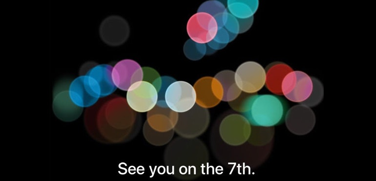 iphone 7 invite