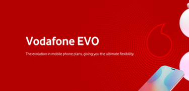 Vodafone launches the next EVOlution of mobile phone contracts