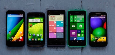 Finding a cheap mobile phone