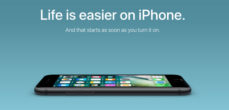 Apple reveals new 'Switch to iPhone' website