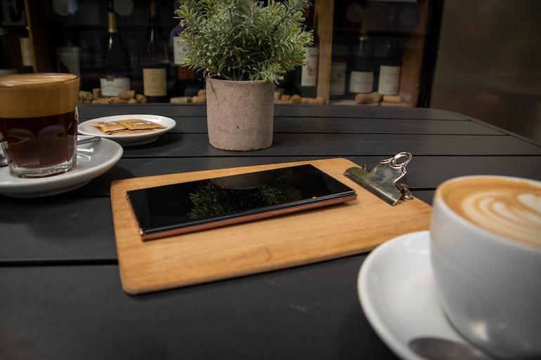 Samsung Galaxy Note 20 Ultra lifestyle