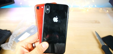 iPhone 8 dummy model shown off in video
