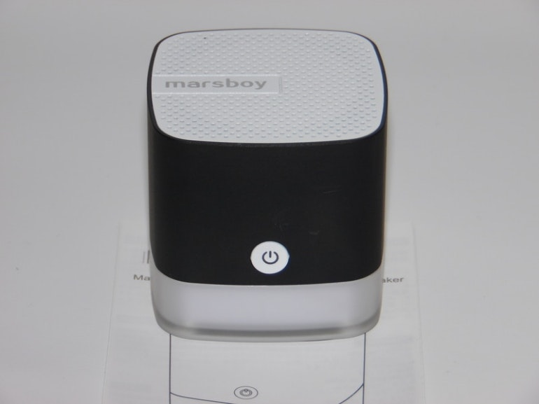 marsboy speaker