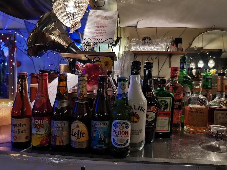Honor 20 Pro samples Bottles standard