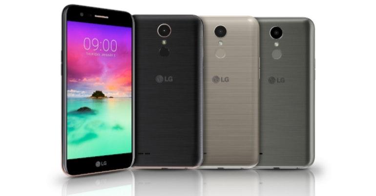 LG K series