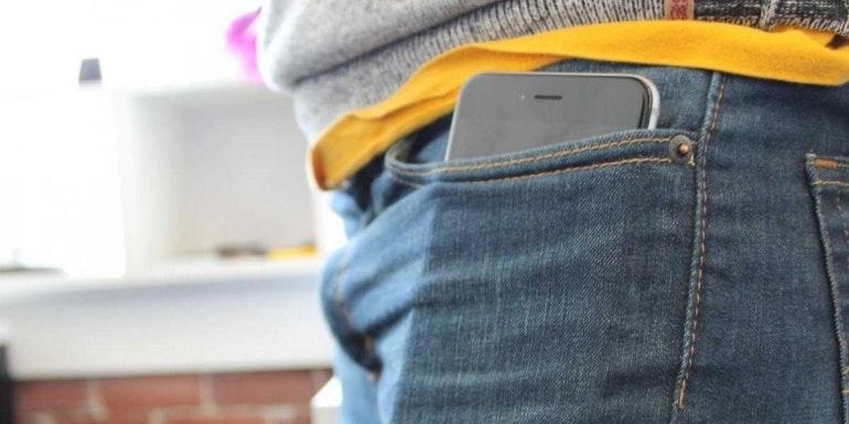 iphone 6s pocket