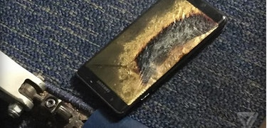 Galaxy Note 7: Five things we've learned from Samsung's tests on faulty phones