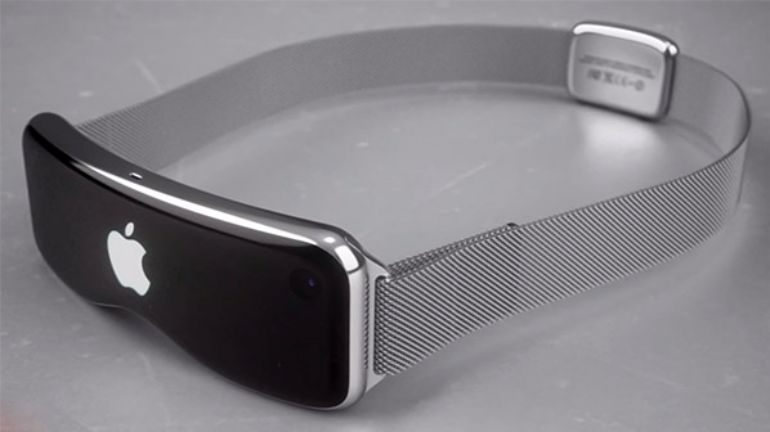 Apple VR headset concept