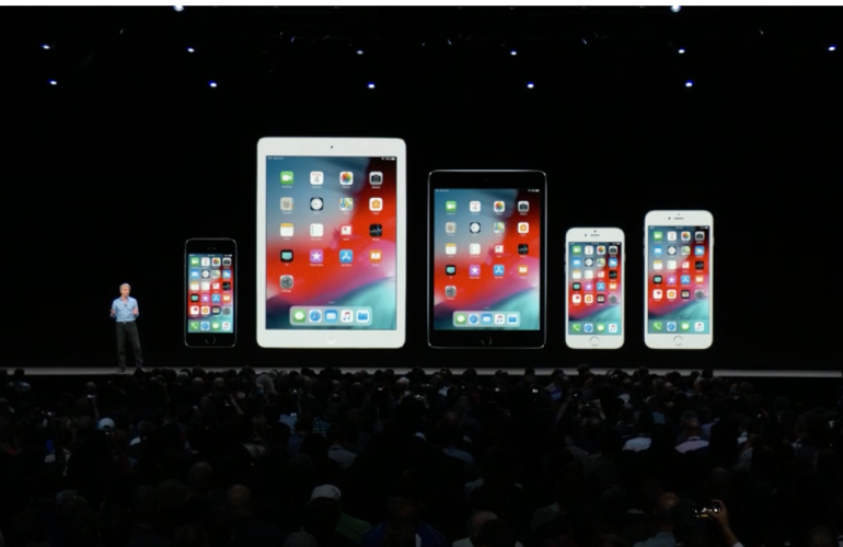 iOS 12 devices