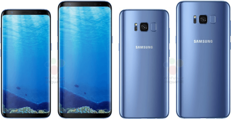 samsung galaxy s8 official leak