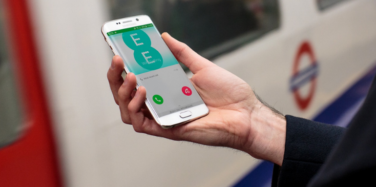 EE Wi-Fi calling