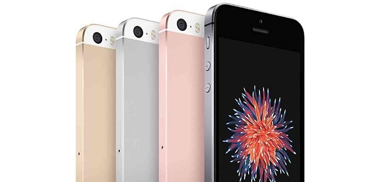 iPhone SE official