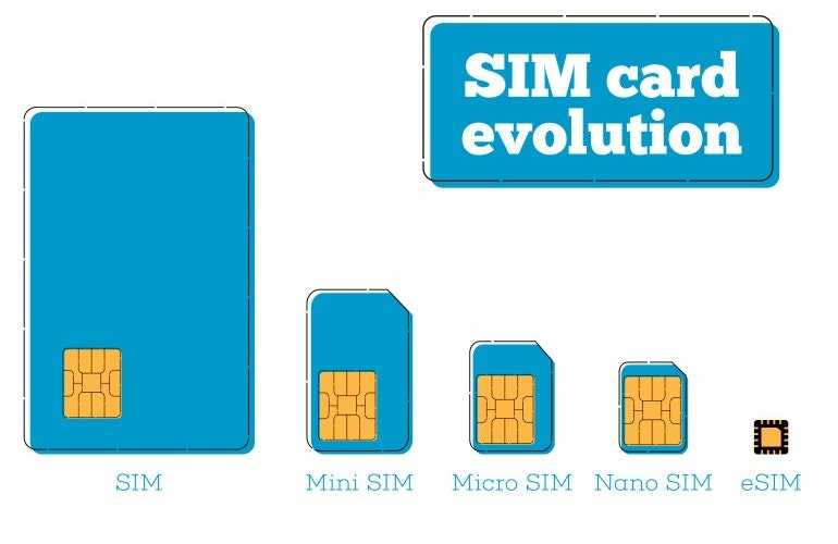 ESims evolution