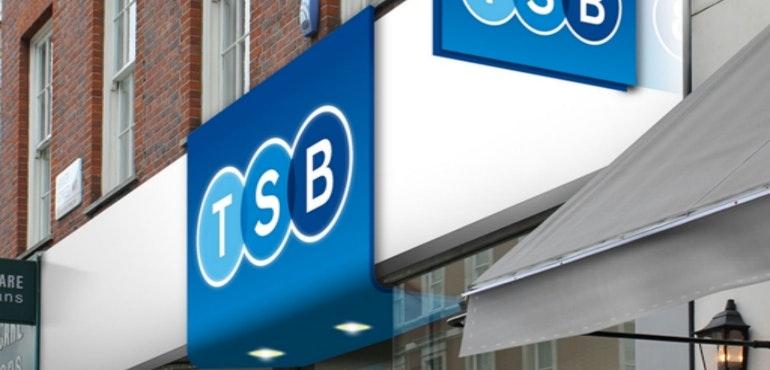 tsb bank branch