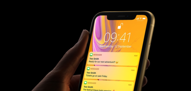 iPhone XR available to pre-order on O2