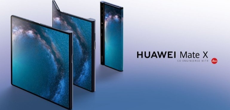 Huawei Mate X: everything you need to know