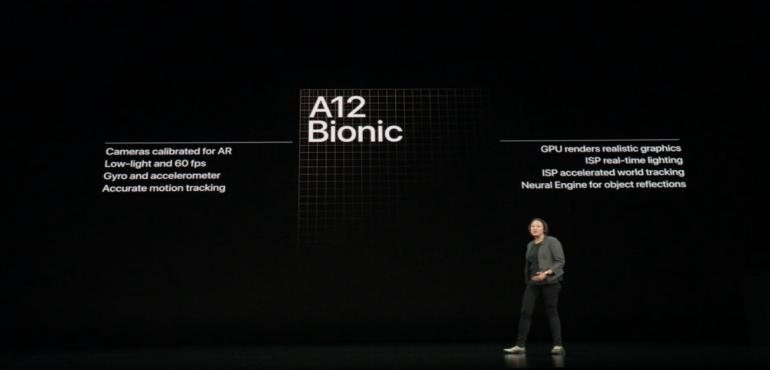 iPhone XS max A12 Bionic