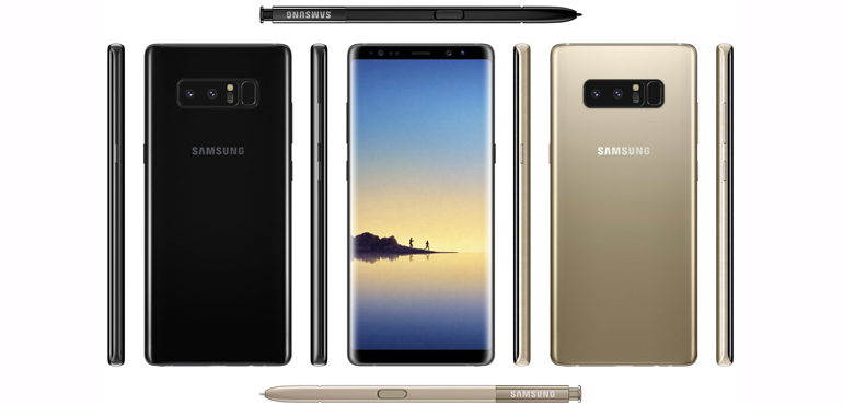 "Samsung Galaxy Note 8 final specs revealed, inc 6.3"" Infinity Screen and dual lens camera"