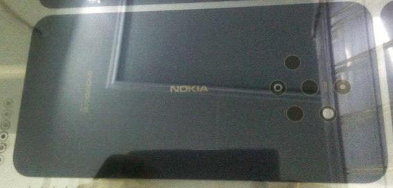 Nokia 9 set to sport bizarre new camera